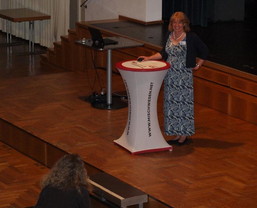ALfA Mischwesen Veranstaltung Maria Schmölzing